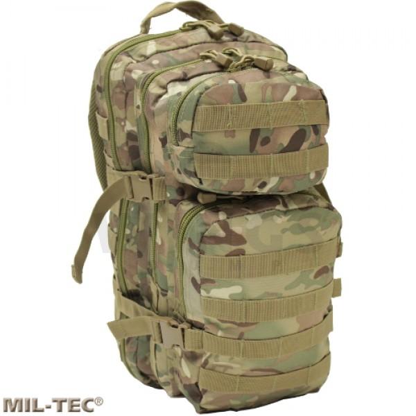 Mil-tec Assault Pack 30 ltr. multi camo