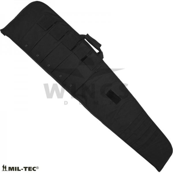 Wapentas Mil-tec zwart 137x30 +5 vakken
