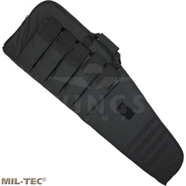 Wapentas Mil-tec zwart 97x30 +5 vakken