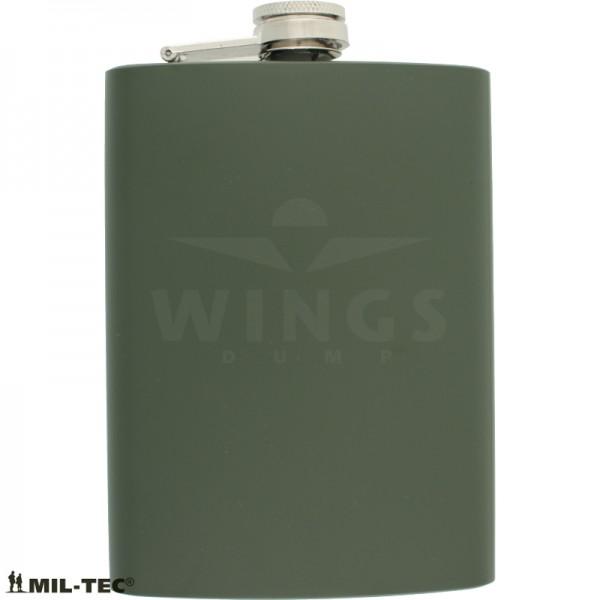 Zakflacon Mil-tec groen 240 ml
