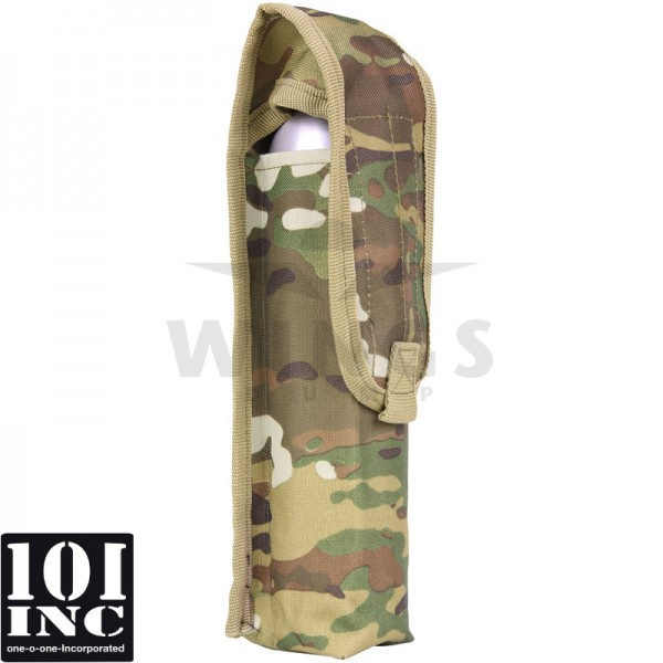Molle system greengas bottle pouch multicamo
