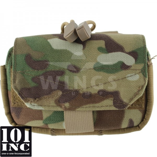 Molle system Contractor pouch DTC camo