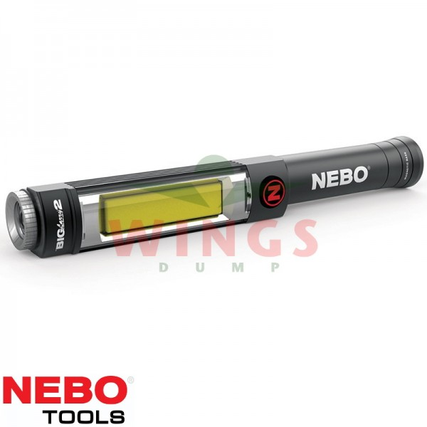 Nebo ledlamp Big Larry met Multitool