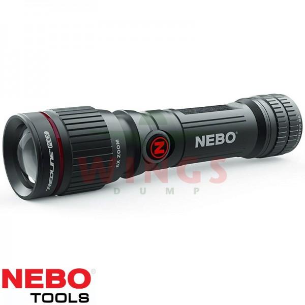 Nebo rechargeable zoom ledlamp