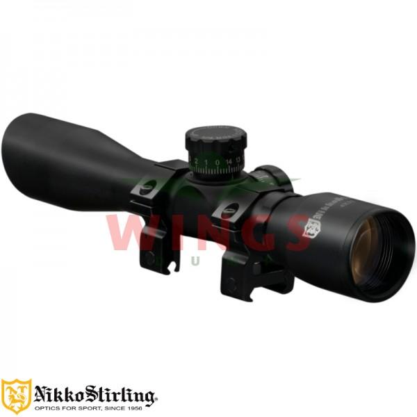 Nikko Stirling telescoopvizier 4x32 tactical compact