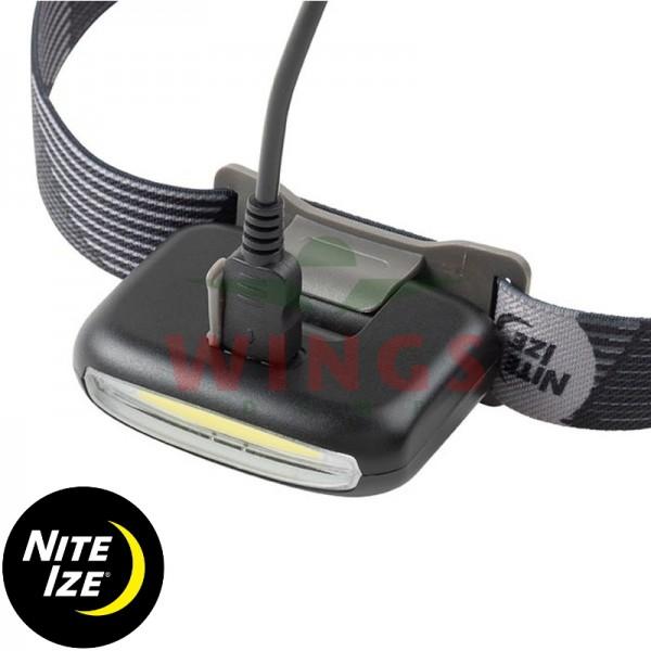 Nite Ize hoofdlamp Radiant rechargeable