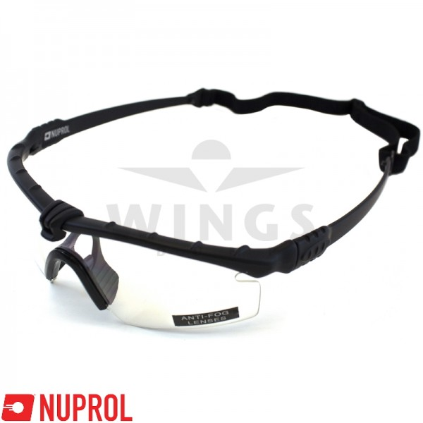 Nuprol PMC bril blank