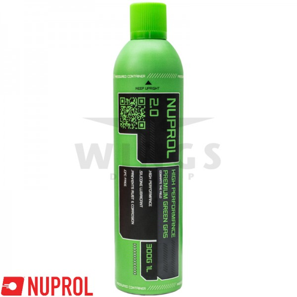 Nuprol premium green gas 2.0