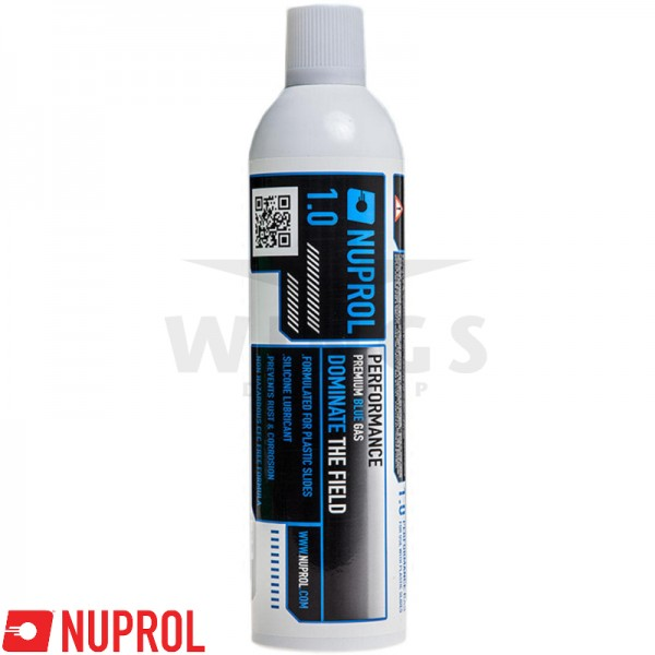 Nuprol premium blue gas 1.0