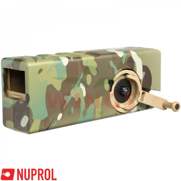 Nuprol magazine loader ultra M4 multicamo