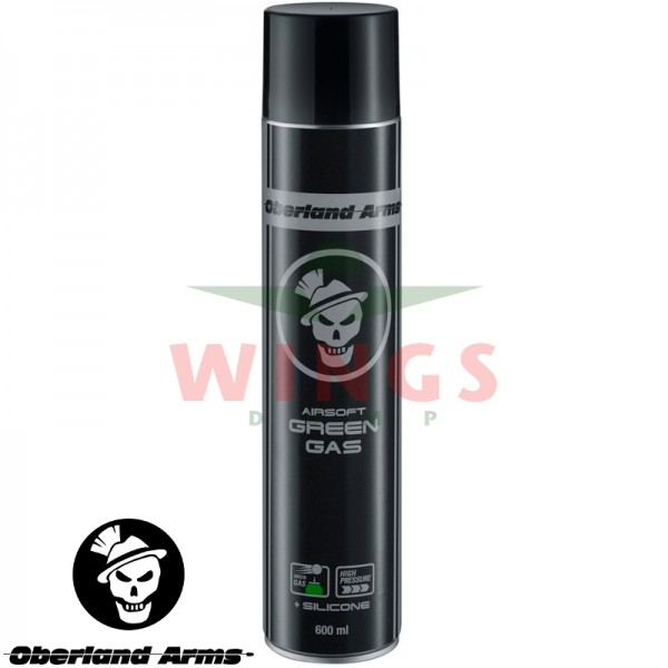Oberland Arms green gas 600 ml.