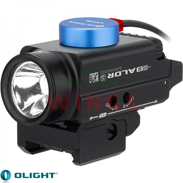 Olight Baldr-S lasersight en tactical light