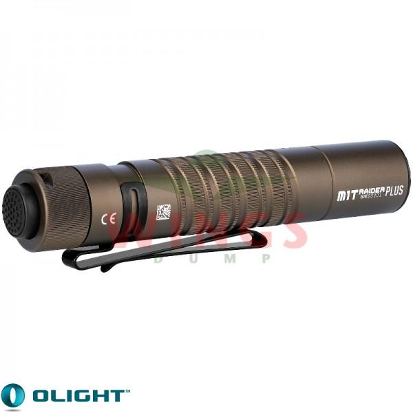 Olight M1T Raider Plus tan ledlamp