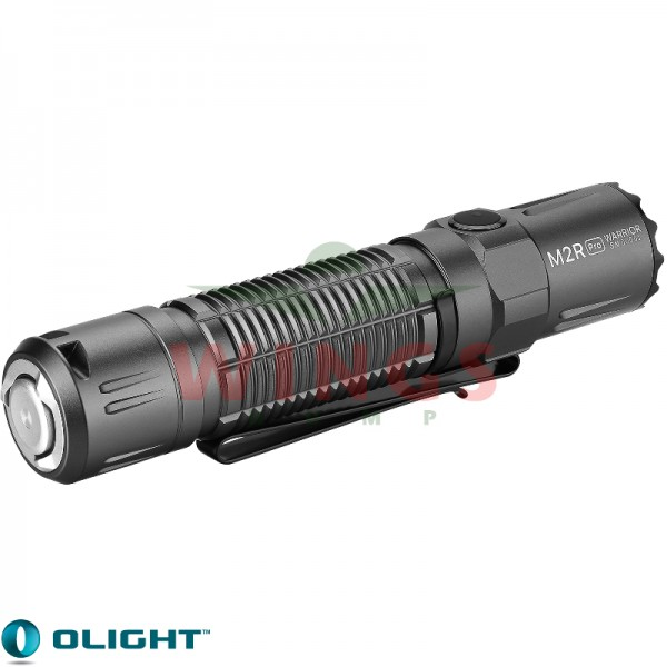 Olight M2R Pro Warrior grey rechargeable ledlamp