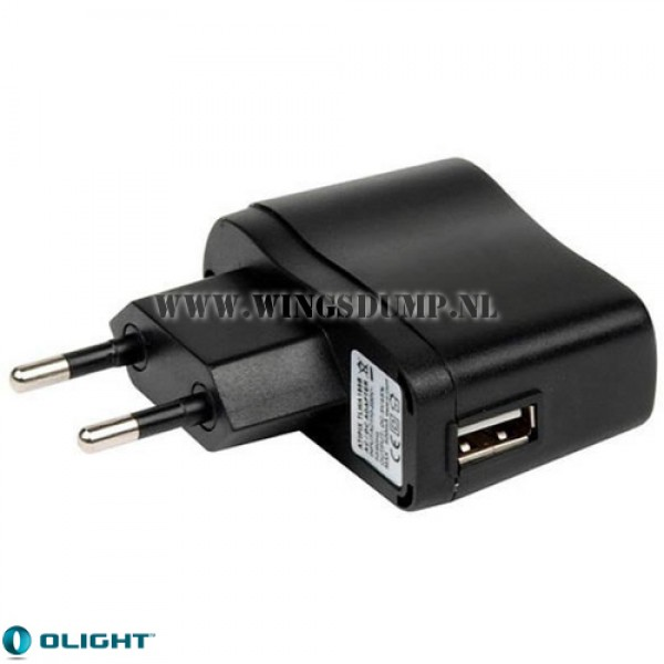 Olight USB 220V adapter