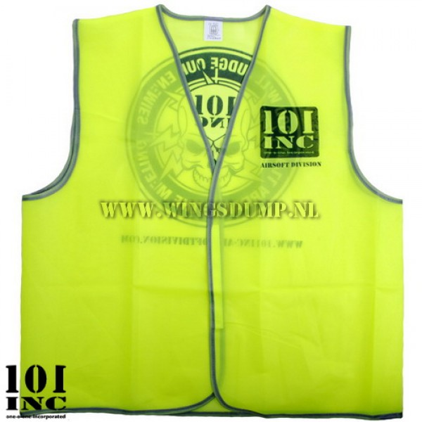 Airsoft safety vest
