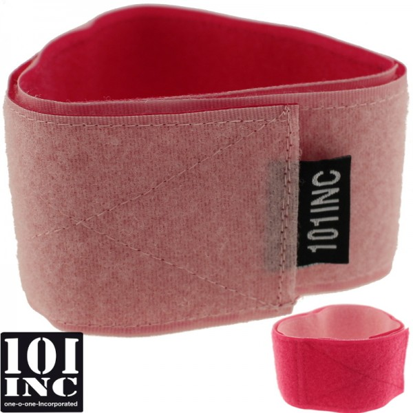 Airsoft armstrap velcro roze-paars