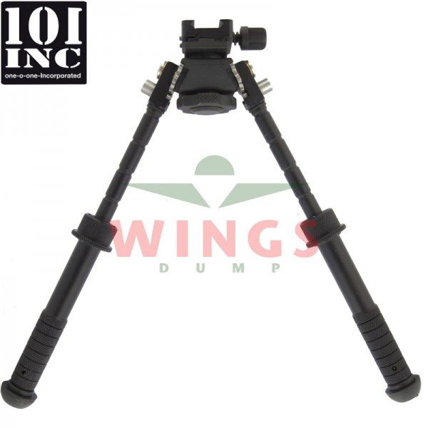 Bipod 101 Inc. 5-way  17-25 cm.