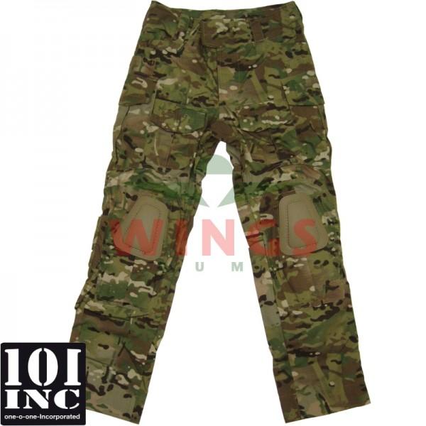 Combatbroek 101Inc. Warrior DTC camo