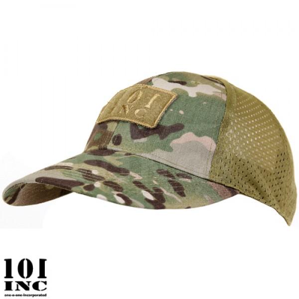 Cap 101Inc Tactical mesh multicamo