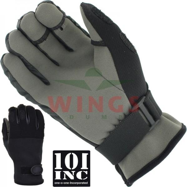 Handschoen neopreen tactical zwart