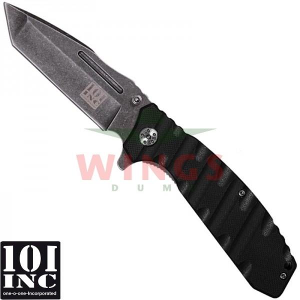 Lockmes 101 Inc. 203 m.m. Stealth zwart