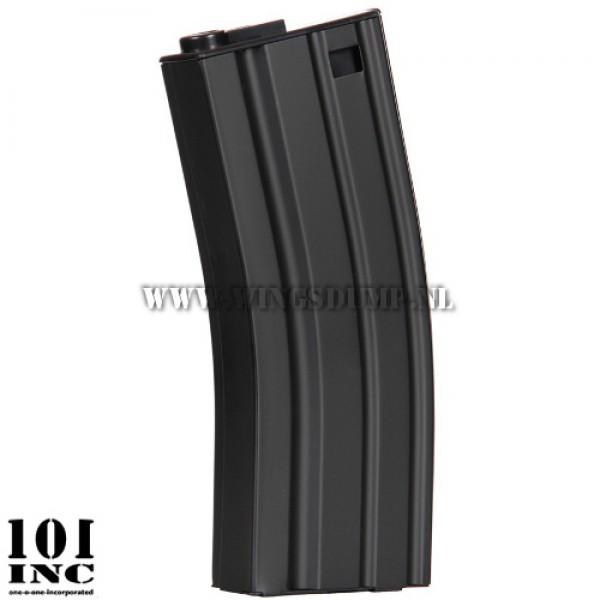 101 Inc. M4/M16 mid-cap magazijn 120 rounds