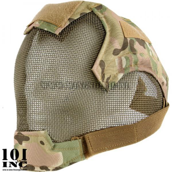 Full hat beschermingsmasker DTC camo