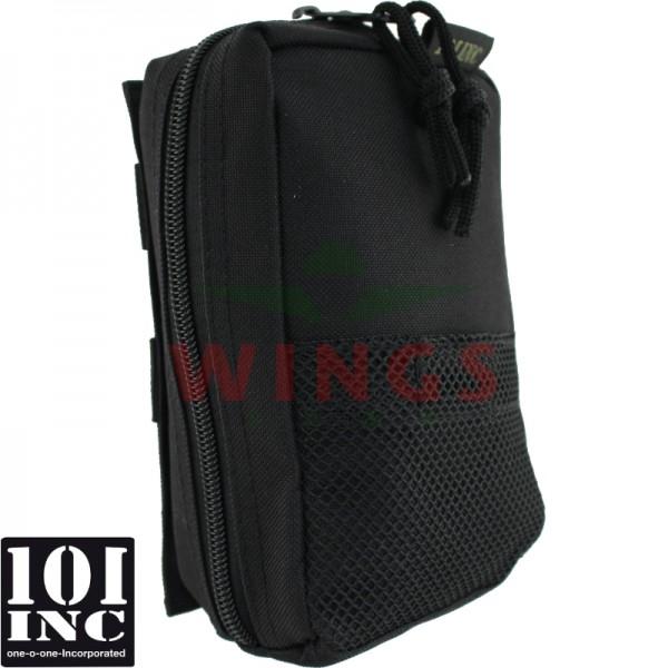 Molle IFAK detachable pouch zwart