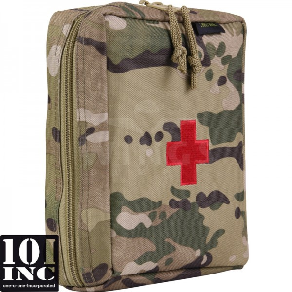 Molle system medic big pouch multicamo