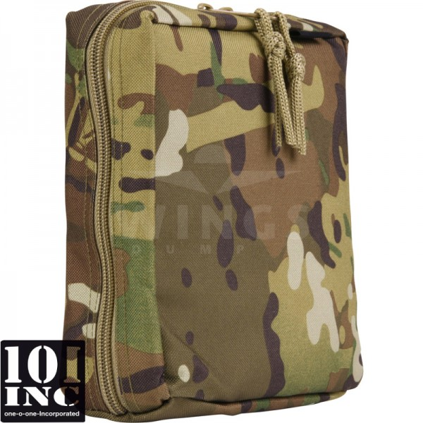 Molle system medic clean pouch multicamo