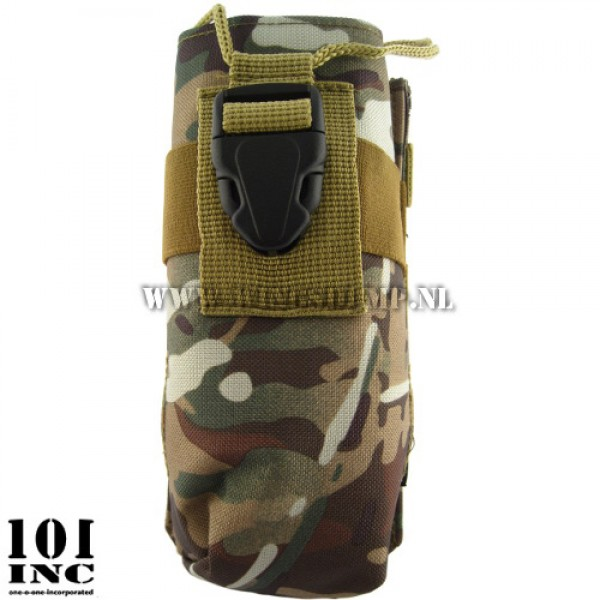 Molle system big pmr utility pouch DTC camo