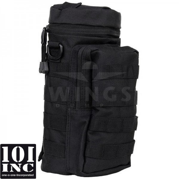 Molle system hpa flespouch zwart