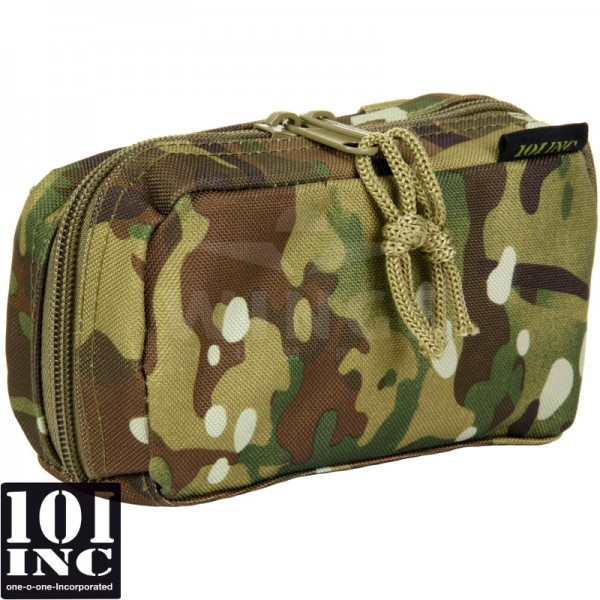 Molle system shot shell co2 pouch multicamo