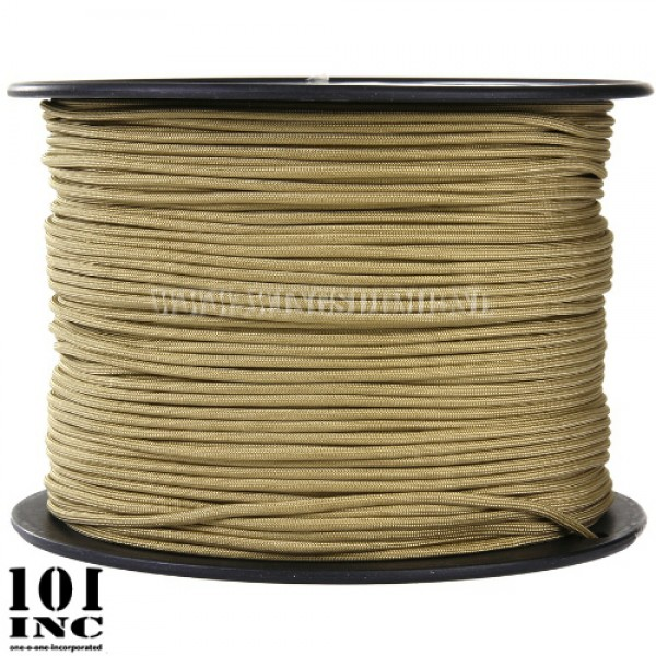 Paracord 7 strings coyote per meter