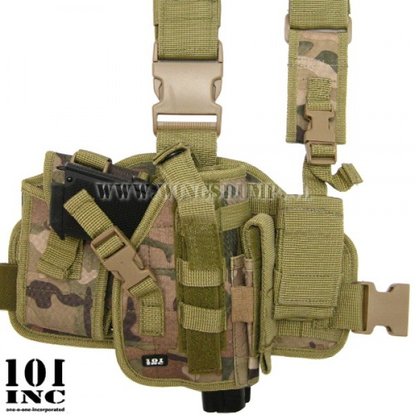 Beenholster 101Inc. molle system multicamo