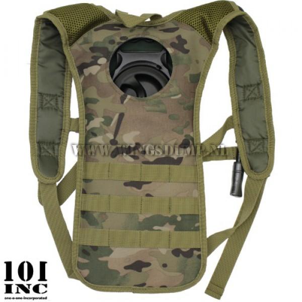 Tactical camelbag rugzak multicamo
