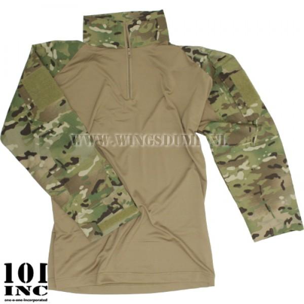 Tactical ubac shirt DTC camo