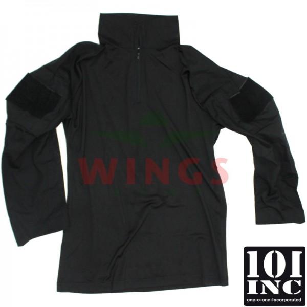 Tactical ubac shirt zwart