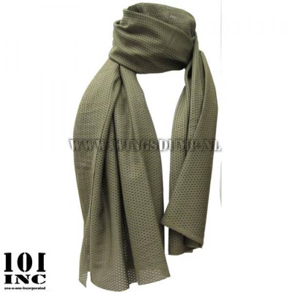 Sniper sjaal polyester groen