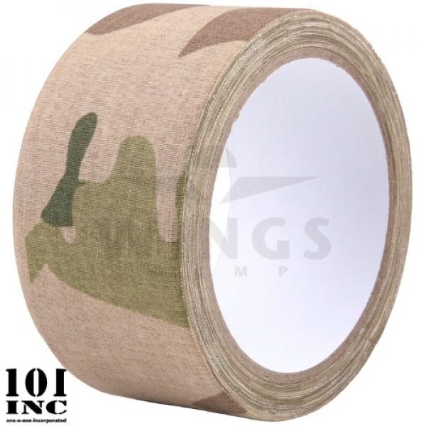 Camouflage tape canvas multicamo