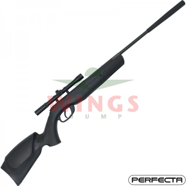 Perfecta RS-26 met scope 4,5 m.m.