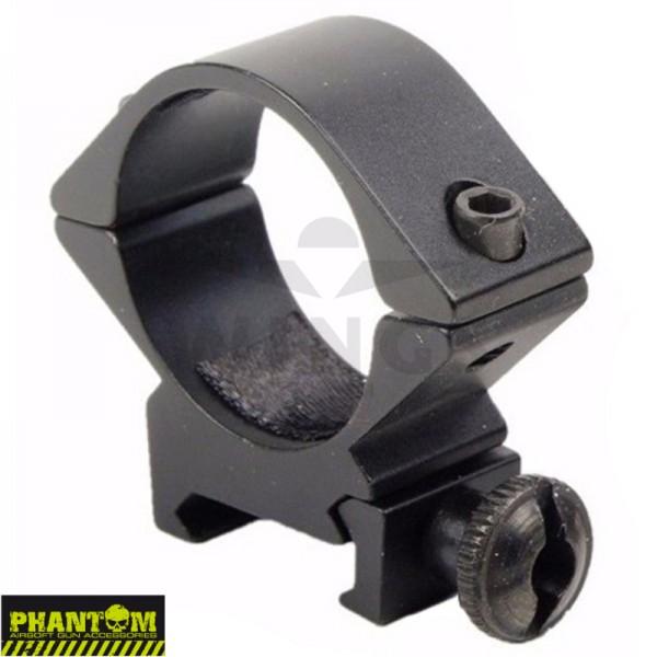Phantom scope mount los weaver laag