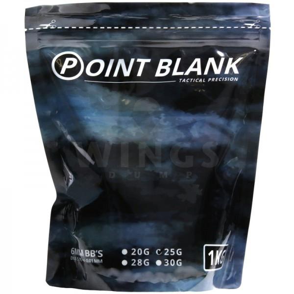 Point Blank bio bb's 0,25 gram 1kg