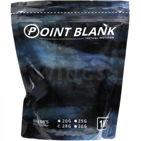 Point Blank bio bb's 0,28 gram 1kg