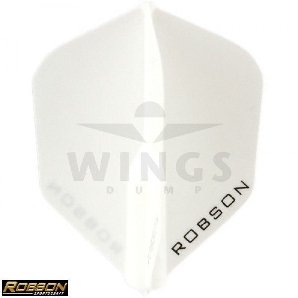Robson Plus flights small white