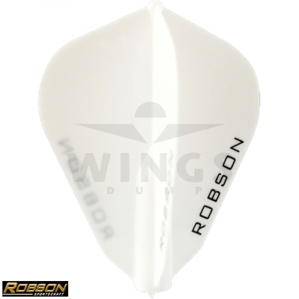 Robson Plus flights fantail white
