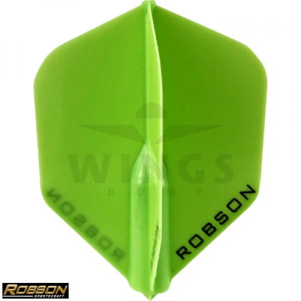 Robson Plus flights small green