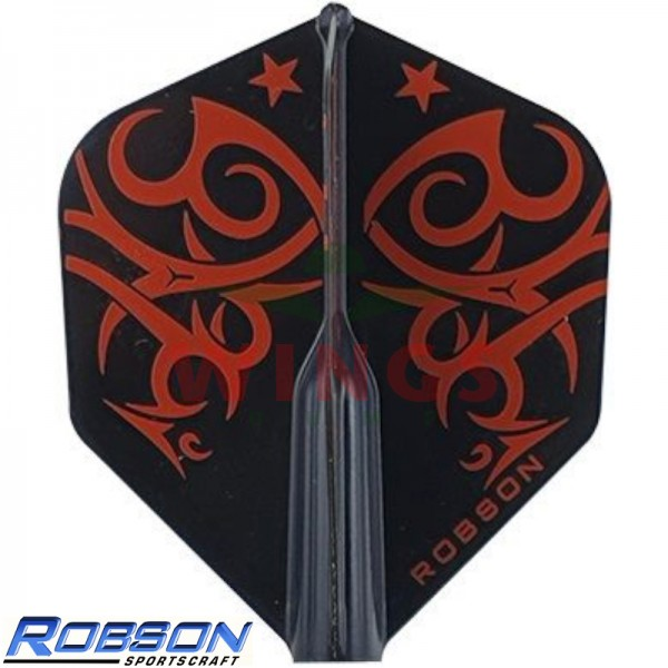 Robson Plus flights tribe standaard red