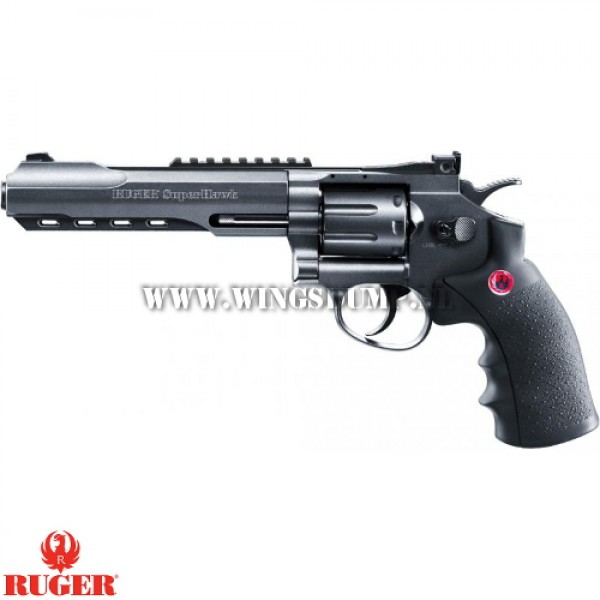 Ruger Superhawk 6 inch revolver
